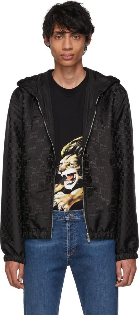 Givenchy Reversible Black 4G Windbreaker Jacket