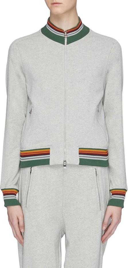 3.1 Phillip Lim Stripe border track jacket