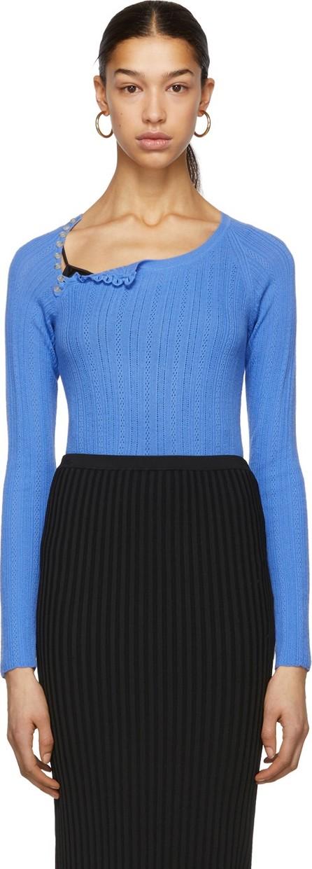 Altuzarra Blue Barca Sweater