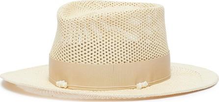 Gigi Burris 'Georgia' embellished Panama straw hat