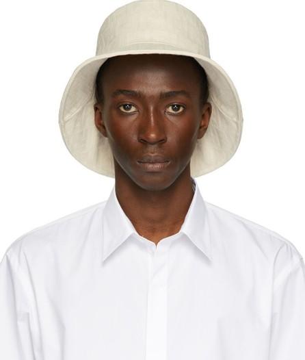Fendi Off-White 'Forever Fendi' Bucket Hat