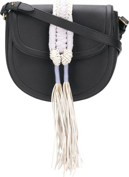 Altuzarra tassel saddle bag