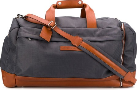 Brunello Cucinelli Side-zip compartment holdall