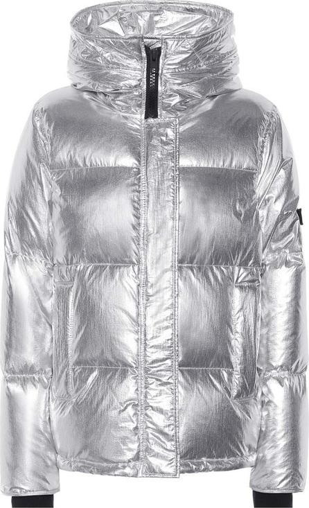 KENZO Metallic down jacket
