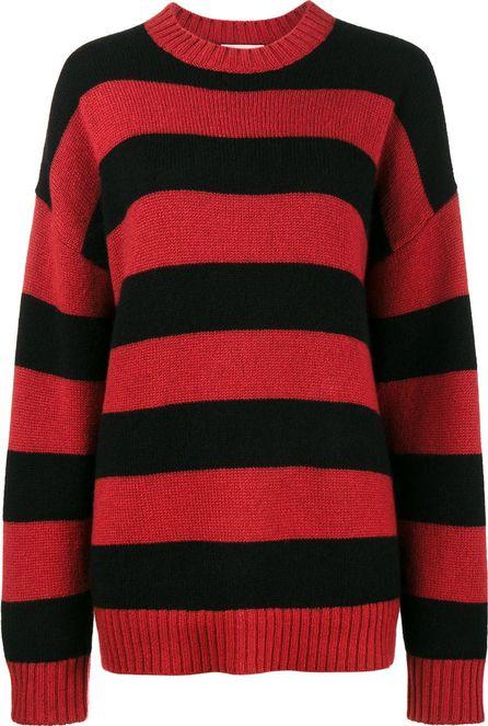 Beau Souci oversized striped jumper