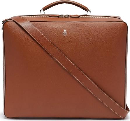 Mark Cross 'Baker Overnight' bag in leather