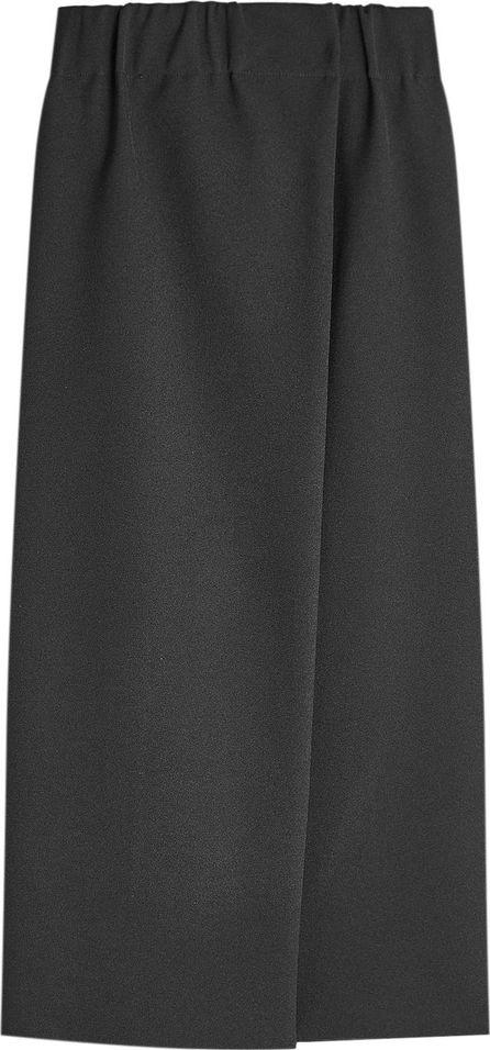 Jil Sander Crepe Skirt