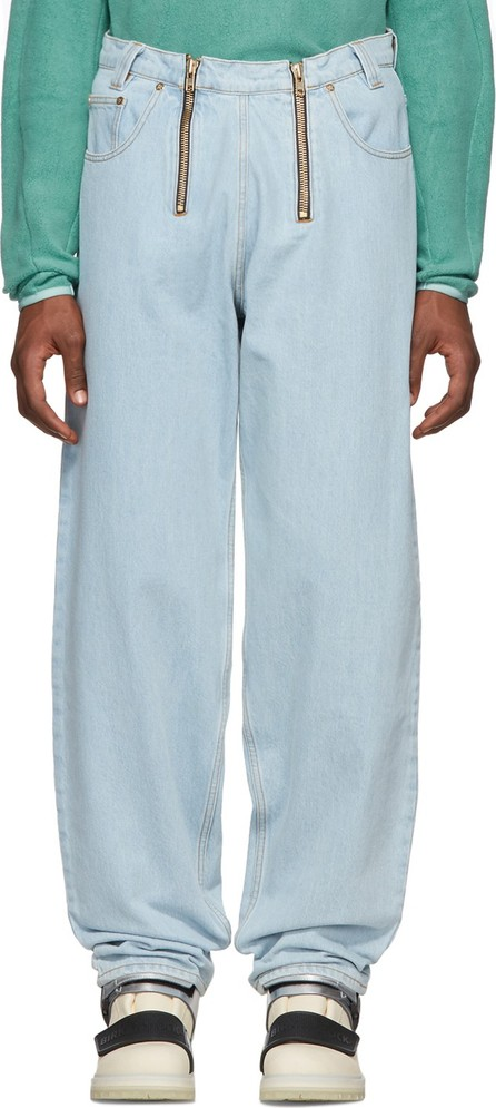 GmbH Blue Organic Cyrus Jeans