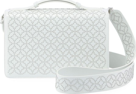Alaïa Franca Medium Crossbody Bag