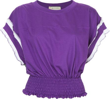 77Circa Cropped shortsleeved T-shirt