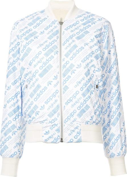 Adidas Originals by Alexander Wang reversible bomber jacket