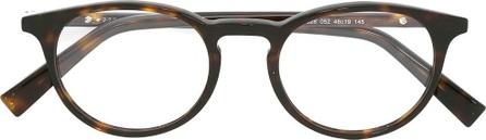 Ermenegildo Zegna round frame glasses