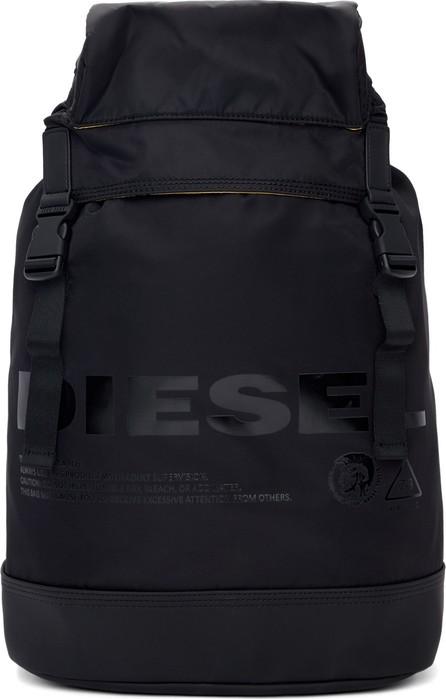 Diesel Black F-Suse Backpack