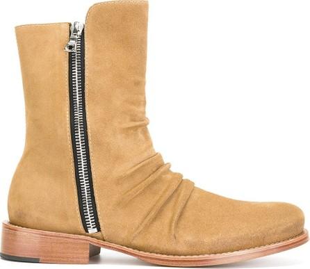 Amiri 'Vesuvio' suede boots