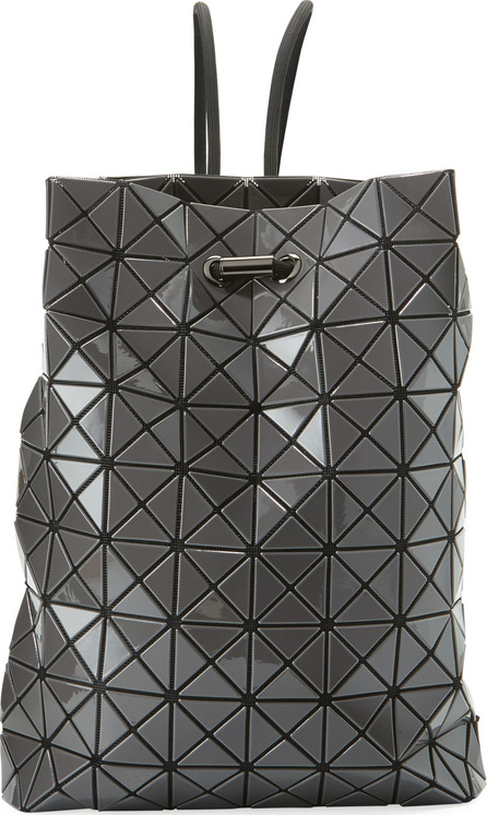 Bao Bao Issey Miyake Wring Faux-Leather Prism Backpack