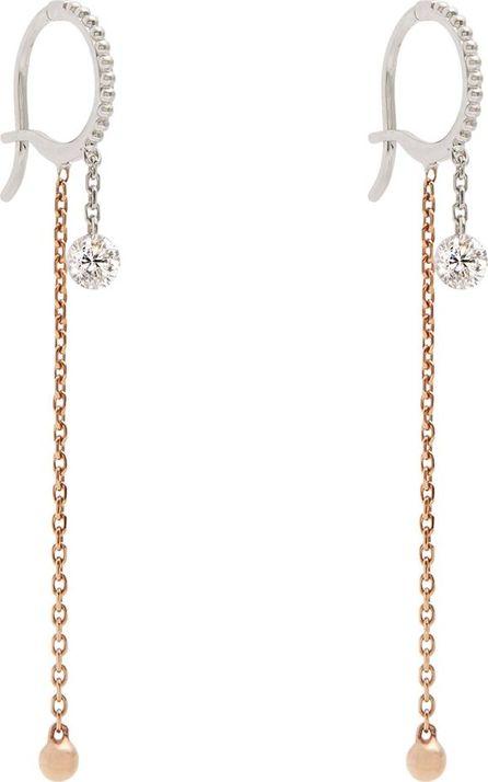 Raphaele Canot Set Free diamond & gold single earring