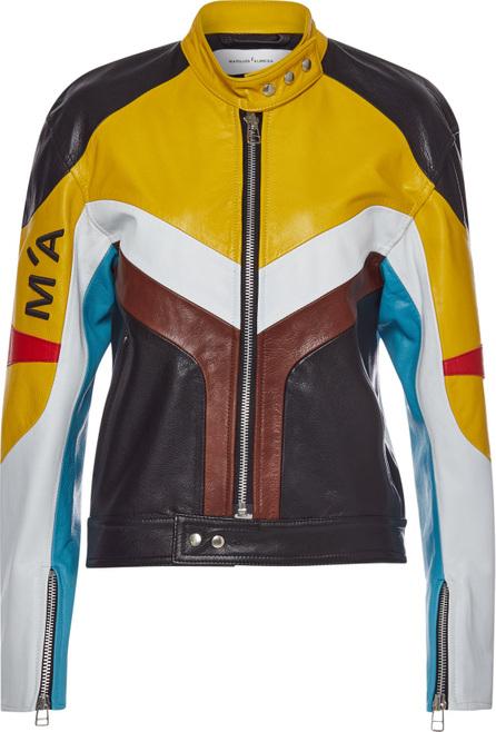 Marques'Almeida Leather Jacket
