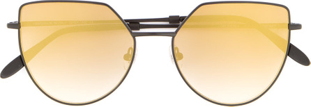 Spektre Off Shore cat eye sunglasses