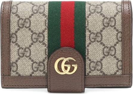 Gucci Ophidia GG passport holder