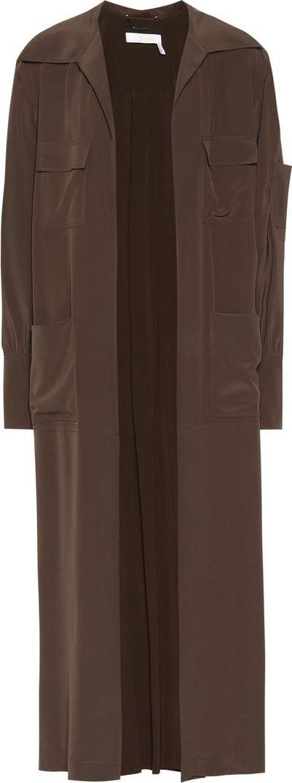 Chloe Silk coat