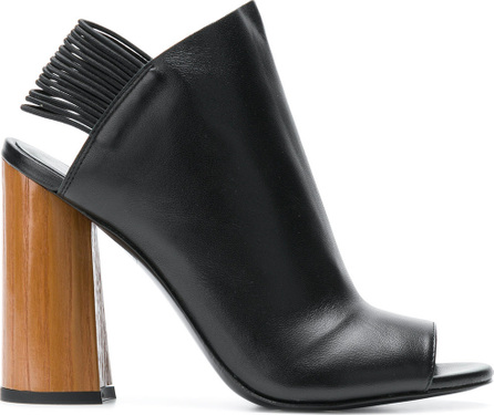 3.1 Phillip Lim Chunky heel open toe mules