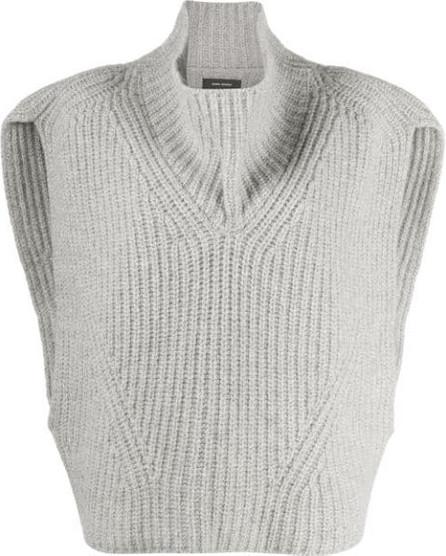 Isabel Marant Oversized sleeveless jumper