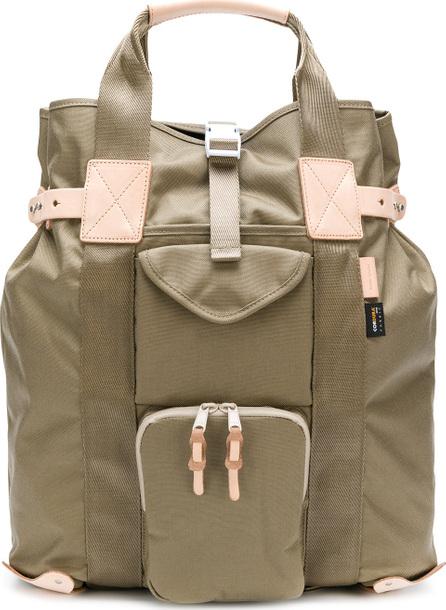 Hender Scheme Buckled cargo backpack