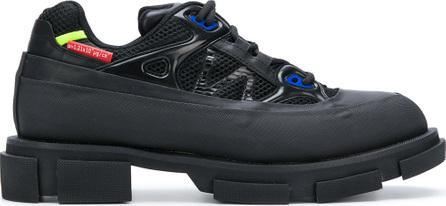 Both Lug sole sneakers