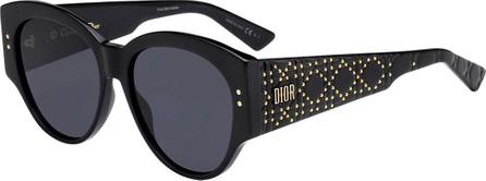 Dior Plastic Aviator Sunglasses