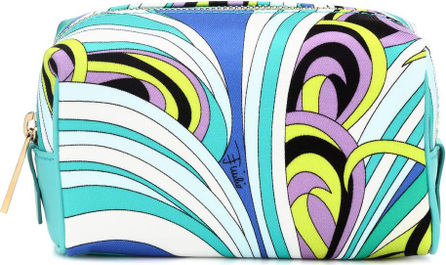 Emilio Pucci Printed cosmetic pouch