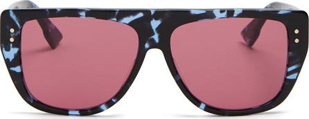 Dior DiorClub2 square-frame visor sunglasses