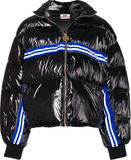 Gcds Glossy puffer jacket