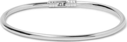 Miansai Chamber Polished Sterling Silver Bracelet
