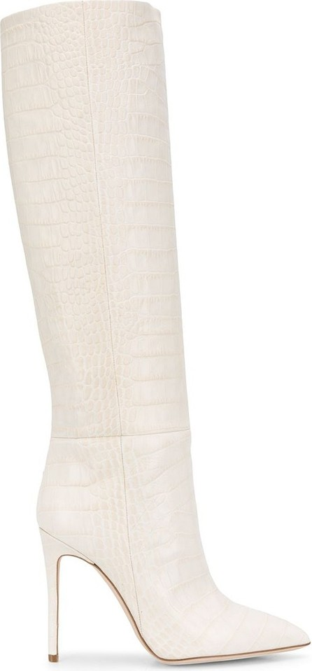 Paris Texas Pointed knee length boots