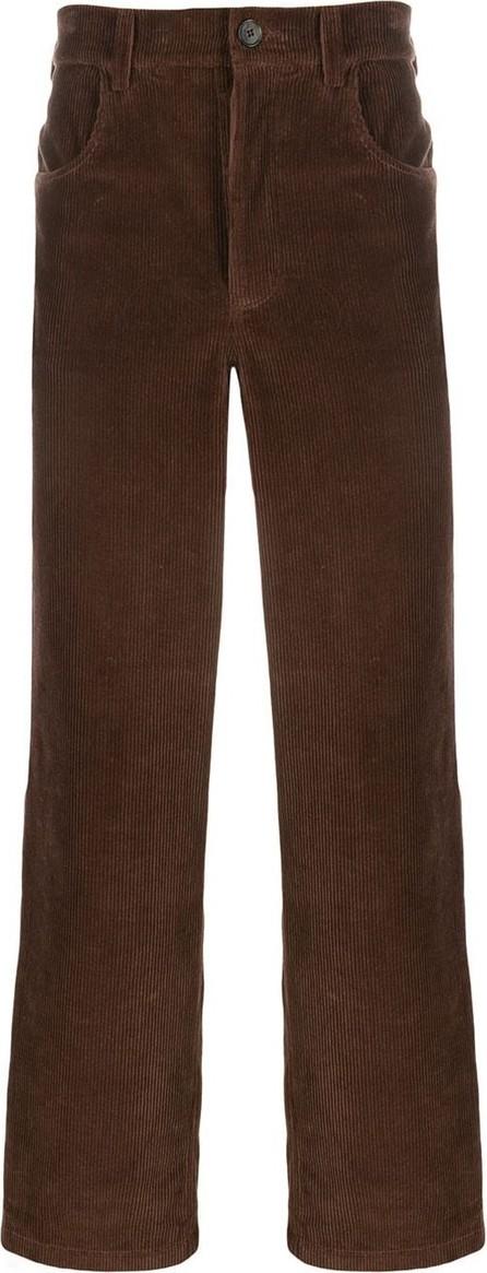 Nanushka Cesar corduroy straight-leg trousers