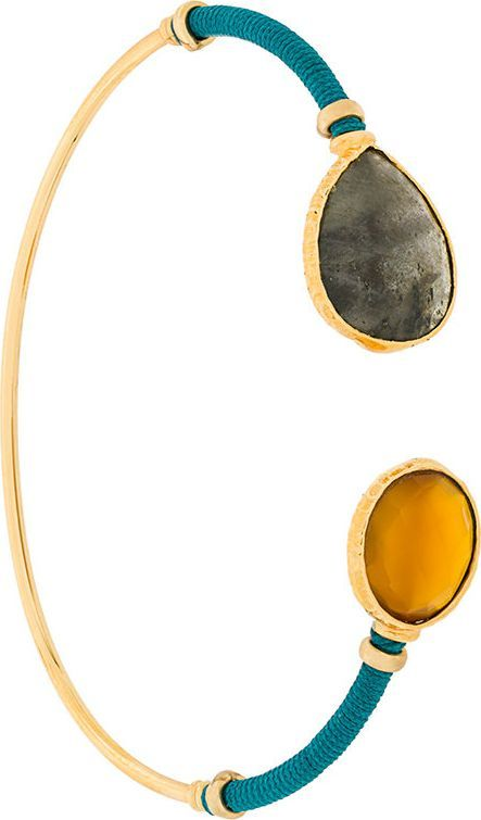 GAS Bijoux Duality Serti bracelet