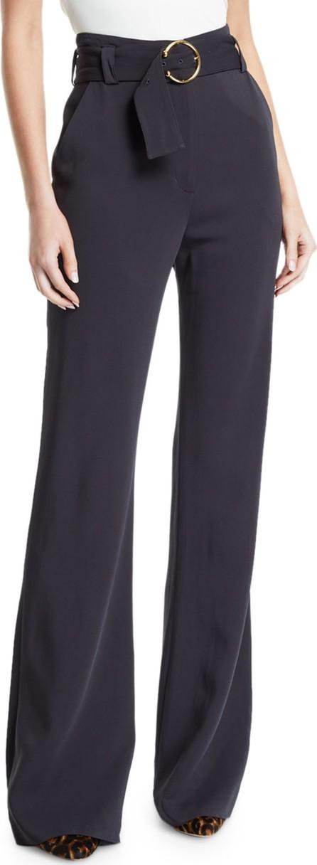 A.L.C. Warner Belted Wide-Leg Pants