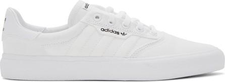 Adidas Originals White 3MC Sneakers