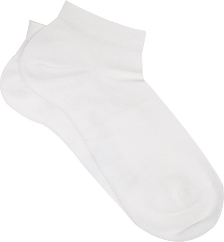 Falke Family stretch-cotton ankle socks