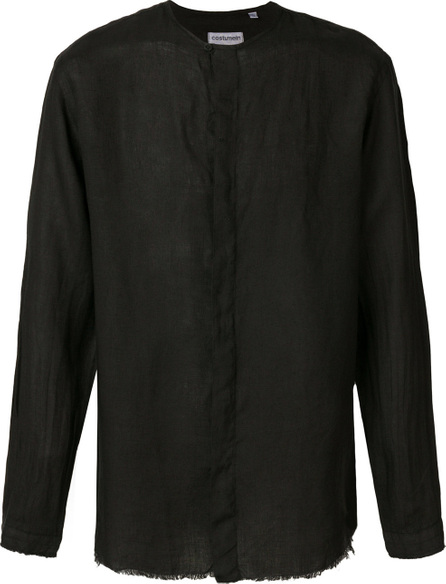 Costumein Raw hem shirt