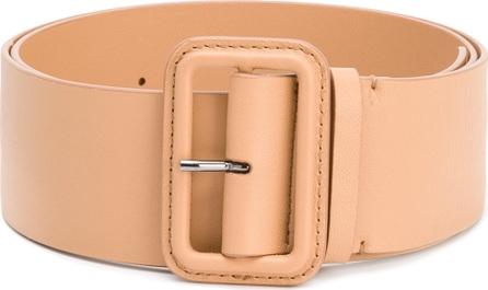 Jil Sander wide buckle belt