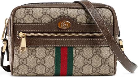 Gucci Ophidia Small GG Supreme Crossbody Bag