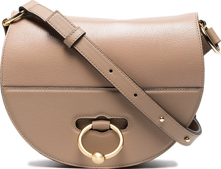 J.W.Anderson Ash Latch Leather Cross Body Bag