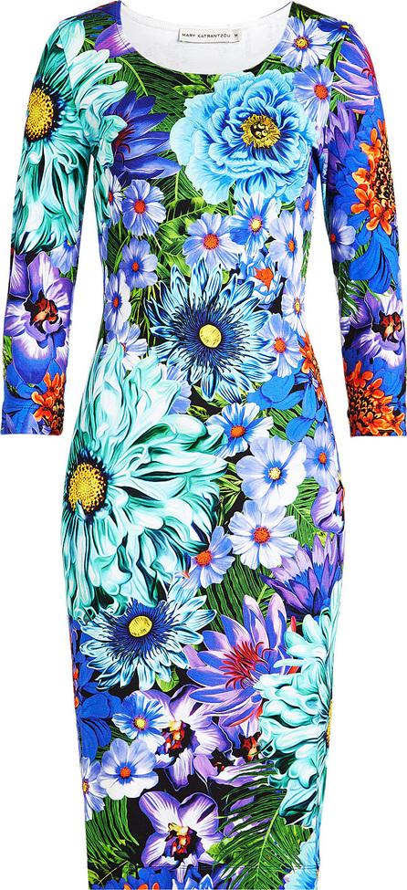 Mary Katrantzou Pluto Printed Dress