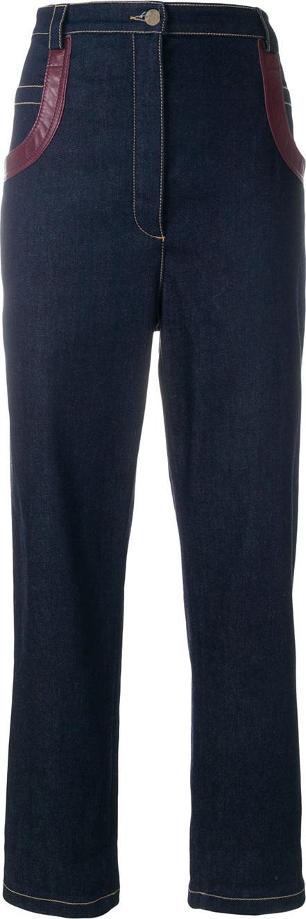 Nina Ricci Straight jeans