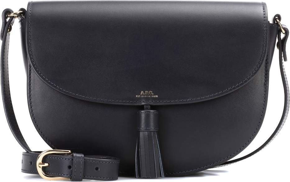 A.P.C. - Diane leather shoulder bag