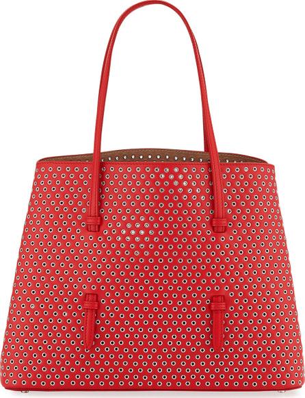 Alaïa Classic Laser-Cut Tote Bag
