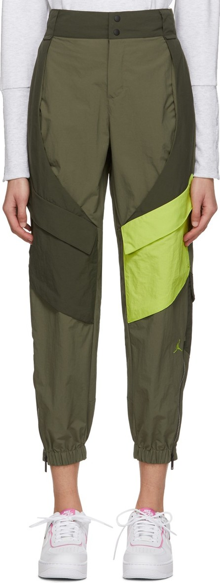 Jordan Green Utility Lounge Pants