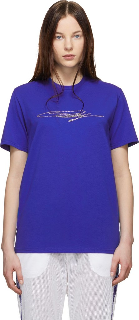 Anton Belinskiy Blue Logo T-Shirt