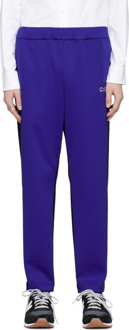 Comme des Garçons Homme Blue & Navy Jersey Lounge Pants